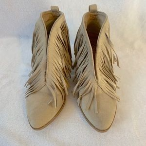 Coconuts by Matisse Lombard Booties Size 7.5